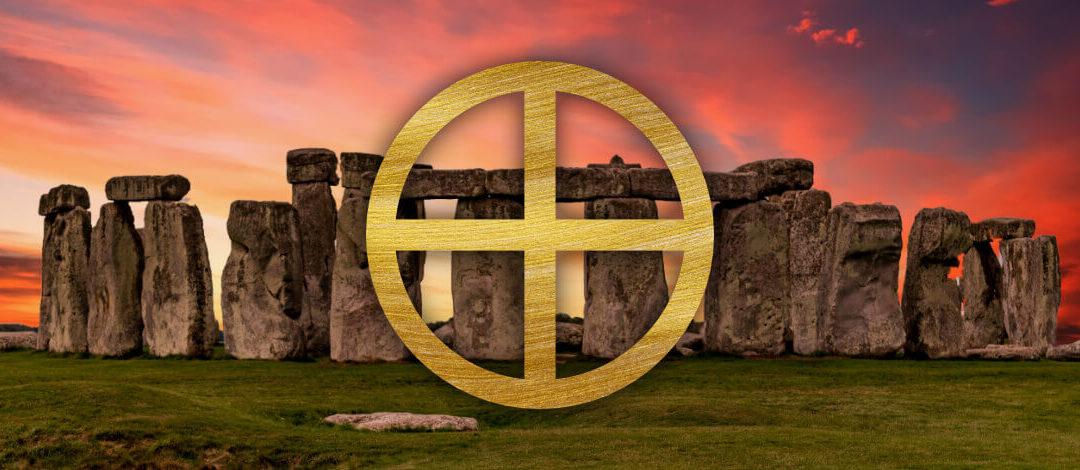 Simboli in arhetipi − sončni križ